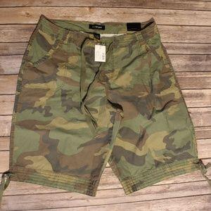 22180d86da9 Lane Bryant Shorts - Lane Bryant Women s Camo Shorts Plus Size 18.